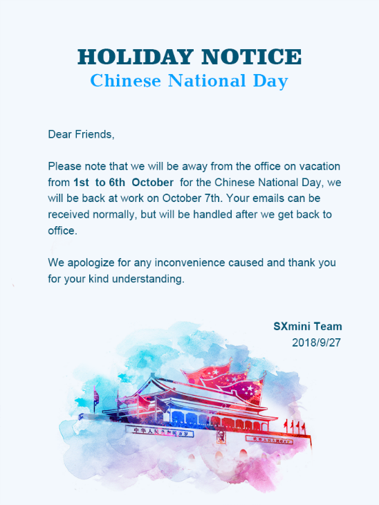 2018 National Day Holiday Notice888.png